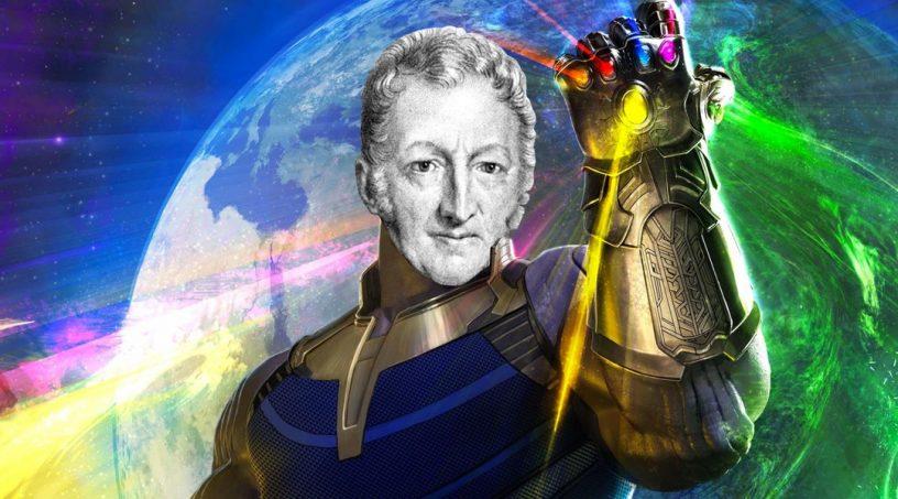 Malthus y Thanos