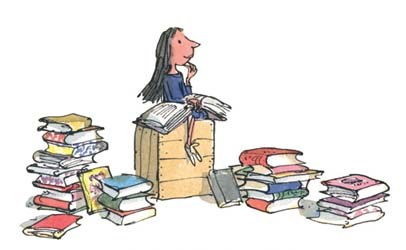 Ilustracion Matilda